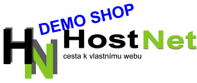 Demoshop HostNet